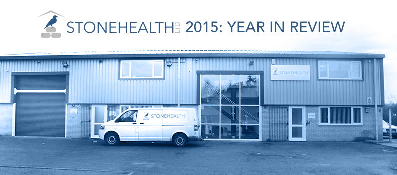 Stonehealth Stone Cleaning Company - Year in Review 2015