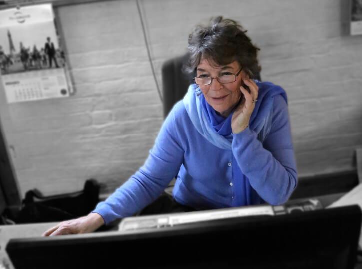 Eileen Crowe of Stonehealth Dursley