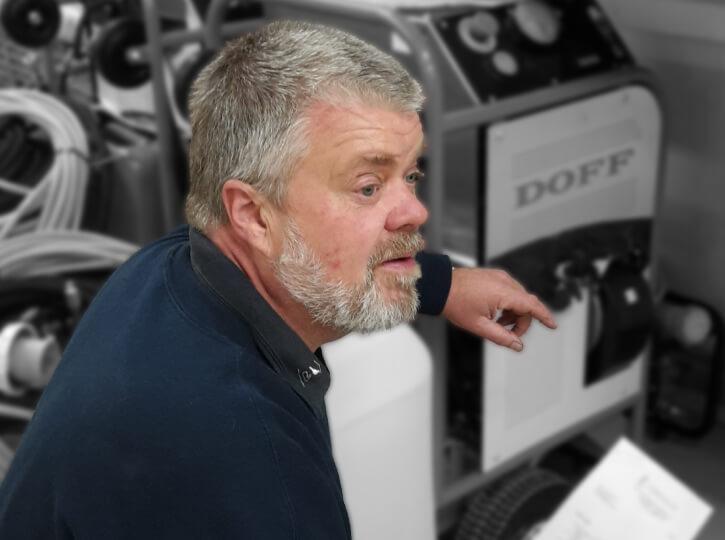 Phil Ellis of Stonehealth Dursley