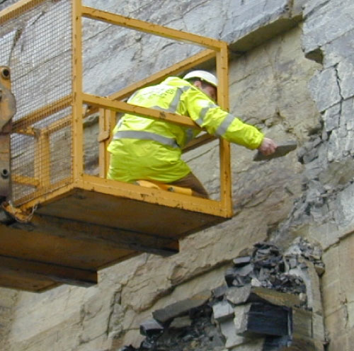 Stone Cleaning and Restoration Consultancy
