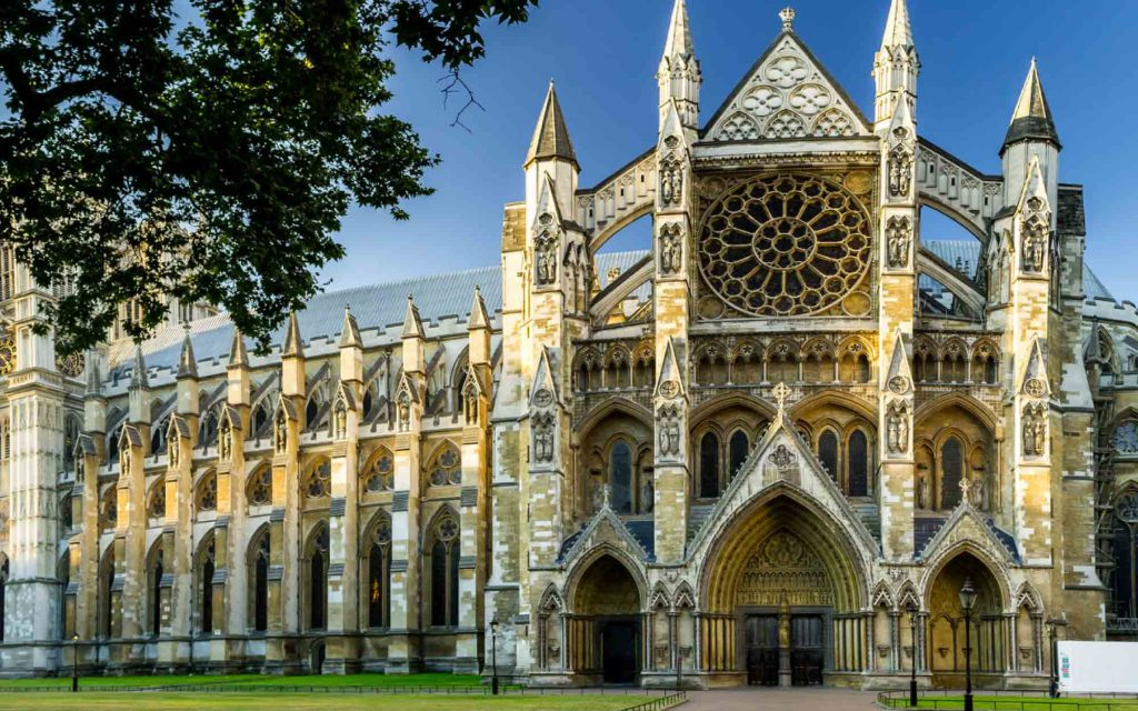 Westminster Abbey Cleaned using the DOFF System by Stonehealth