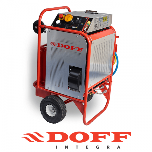 DOFF Integra Steam Cleaning System