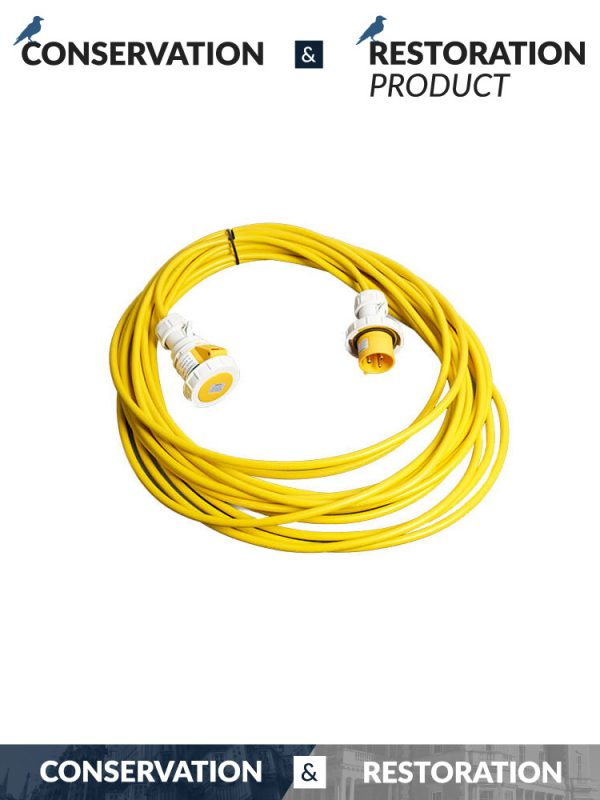 DOFF Extension Cable Conservation and Restoration