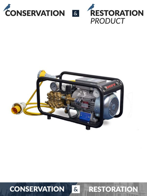 DOFF Water Pump Conservation and Restoration