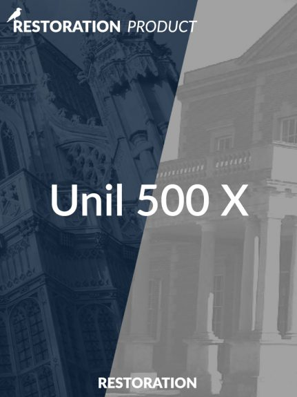 Unil 500 X Restoration Product by Stonehealth