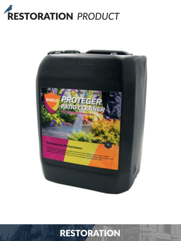 Proteger Patio Cleaner Stonehealth Ltd