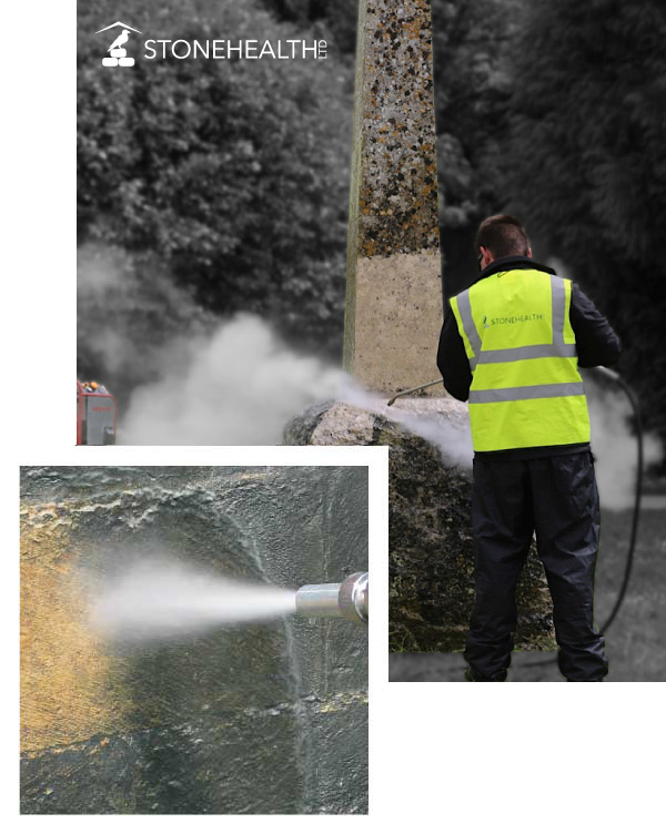 Stonehealth Ltd Stone Cleaning Machinery Dursley Gloucestershire Introduction